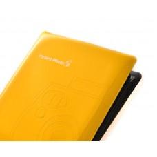 Jelly Mini Photo Album for Fujifilm Instax Mini 210 Films - Orange
