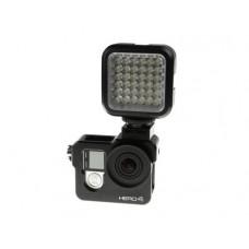 GoPro Rugged Cage Heat Sink Case Housing for Hero 4 Camera - Black