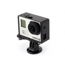 GoPro Standard Naked Frame Mount for Hero 3 Camera - Black