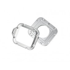 GoPro Full Aluminum LANYARD RING Mount for Hero 3 Black Edition-Silver
