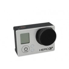 GoPro Protective Silicone Cap for Hero 3 / 3+ / 4 Camera Lens