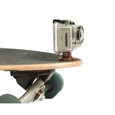 GoPro Snowboard Go Big Adapter Mount for All Hero Cameras - Black