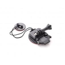 GoPro Surf Mounts Kit for Hero 1 / 2 / 3 / 3+ / 4 Camera - Black