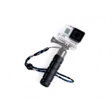 GoPro Lightweight Compact Grenade Hand Grip for Hero Camera - Gray