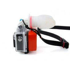 GoPro Surf Wakeboarding Mouthpiece Mouth Mount for Hero Camera - White
