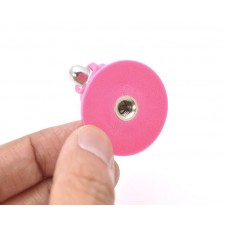 GoPro Tripod Mount Adapter for All Hero 1/2/3/3+/4/4 Cameras - Pink