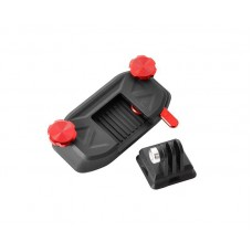 GoPro Strap Mount Waist Buckle Hanging Quickdraw for Hero Camera-Red