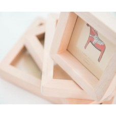Wooden Picture Frame Photo Showcase Modern Framing - 5 by 7-Inch