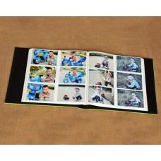 PU Leather Photo Album for Fujifilm Instax Wide 210/200/300 Film-White
