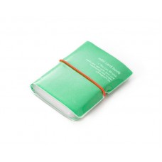 Retro Wool Photo Album for Fujifilm Instax Mini Films - Green