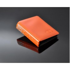 Swarovski Crystal Photo Album for Fujifilm Instax Mini Films - Orange