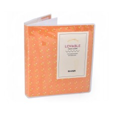 Lovable Card Holder Photo Album for Fujifilm Instax Mini Film - Moon