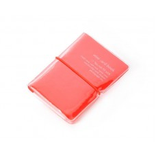 Retro Wool Photo Album for Fujifilm Instax Mini Films - Red