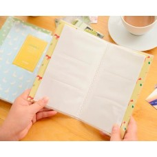 Lovable Card Holder Photo Album for Fuji Instax Mini Films - Bear