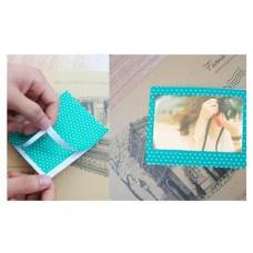 Color Fujifilm Instax Wide 210/ 300/ 200 Films Decor Sticker Borders-D