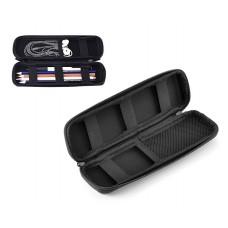 EVA Hard Shell Stylus Pencil Case - Black