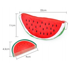 Watermelon Stationery Set with Large Pencil Case and Sketch Pad