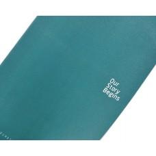 Diary Journal Writing Notebook Agenda Scheduler Memo Book - Navy