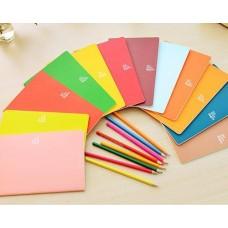 Diary Journal Writing Notebook Agenda Scheduler Memo Book - Red