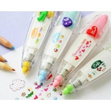 Fujifilm Creative Lace Painting Pen for DIY Album - Heart