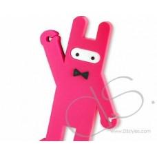Ninja Rabbit Cable Wrap Organizer - Red