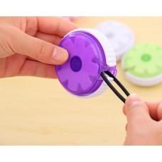 Smart Cable Cord Wrap Organizer - Purple