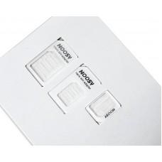 iPhone 6/iPhone 6 Plus 3 in 1 SIM card adapter kit(Nano/Micro/Standard
