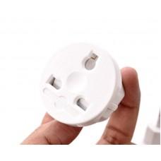 Universal Worldwide International Travel Plug Adapter Kit