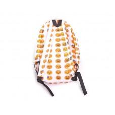 Emoji Backpack - White
