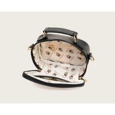 Postmark PU Leather Multi-way Shoulder Bag - Blue